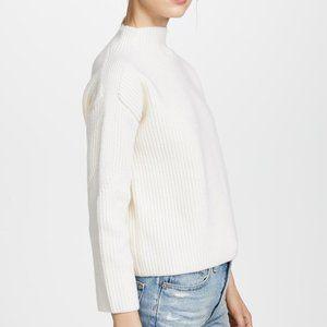 AYR Snoball Mockneck Sweater
